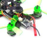 Happymodel Mantis85 85mm RC FPV Racing Drone RTF w/ Supers_F4 6A BLHELI_S 5.8G 25MW 48CH 600TVL