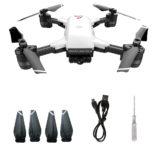 JDRC JD-20G JD20G GPS Dynamic Follow WiFi FPV With 1080P HD Camera Foldable RC Drone Quadcopter RTF